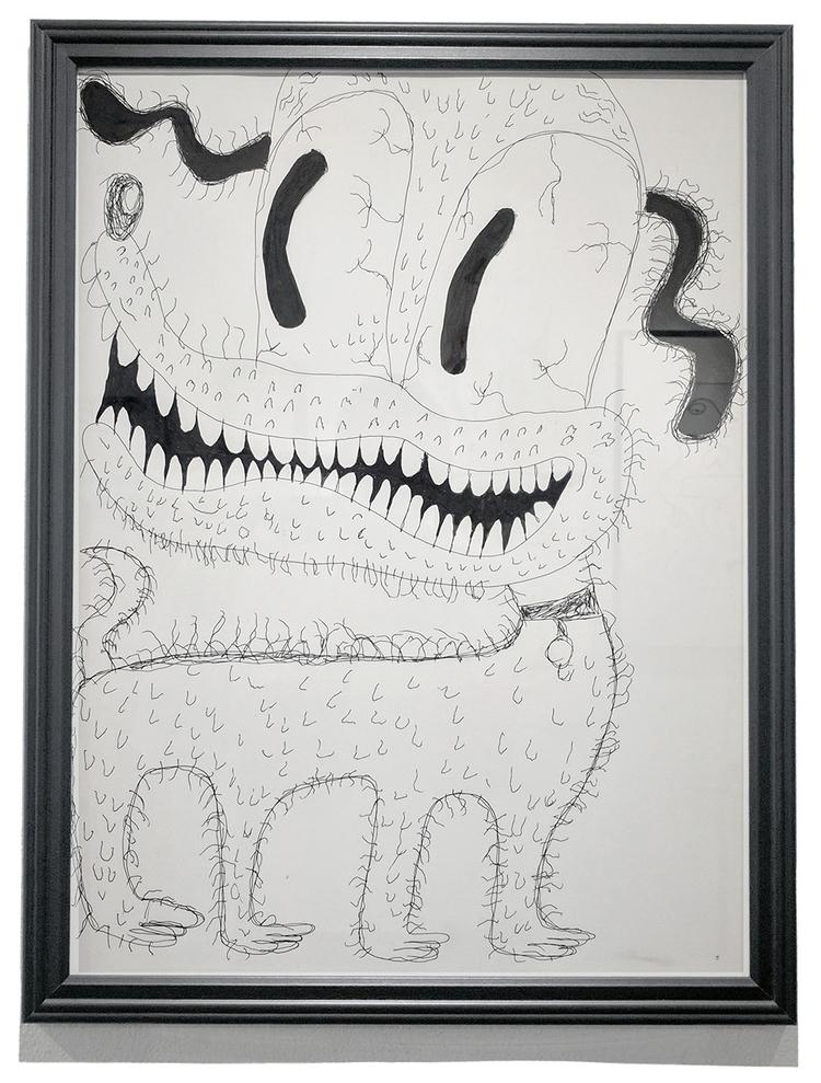 Jacob Perez drawing Meet Marker - conartistcollective | ello
