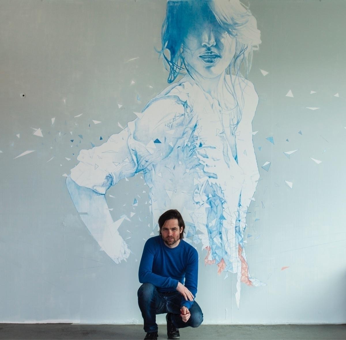 Mural Ambassadors Amsterdam (NL - daannoppen   ello
