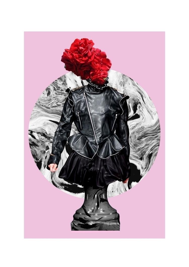 Vogue - collage, digitalcollage - darlingdesign | ello