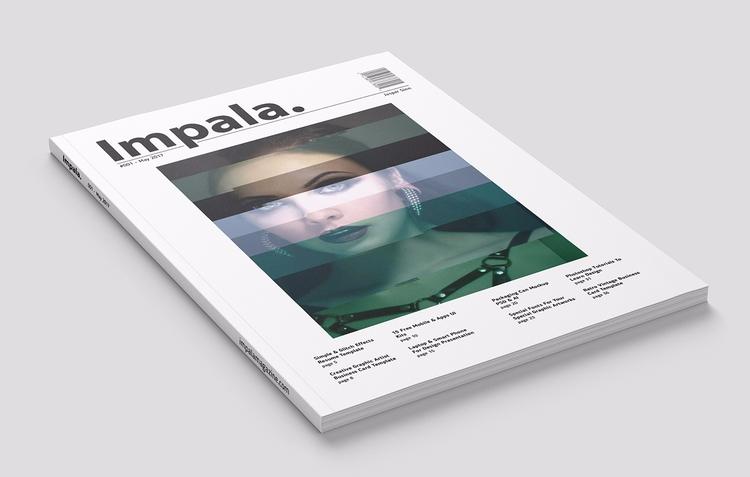 Impala Magazine | Student Proje - fxsd | ello