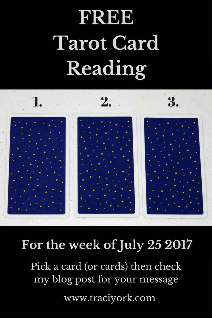 Tarot Tuesday! Pick card resona - traciyork | ello