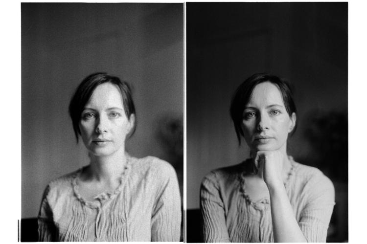 analog, shotonfilm, portrait - designprocess | ello