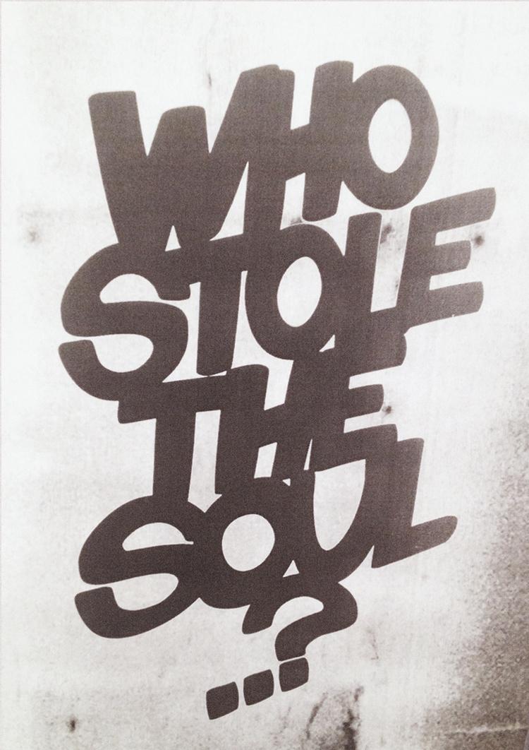 Stole Soul? - process edit / Pu - jamieansell   ello
