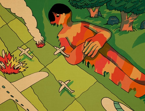 illustration, postcards - vryaznorange | ello