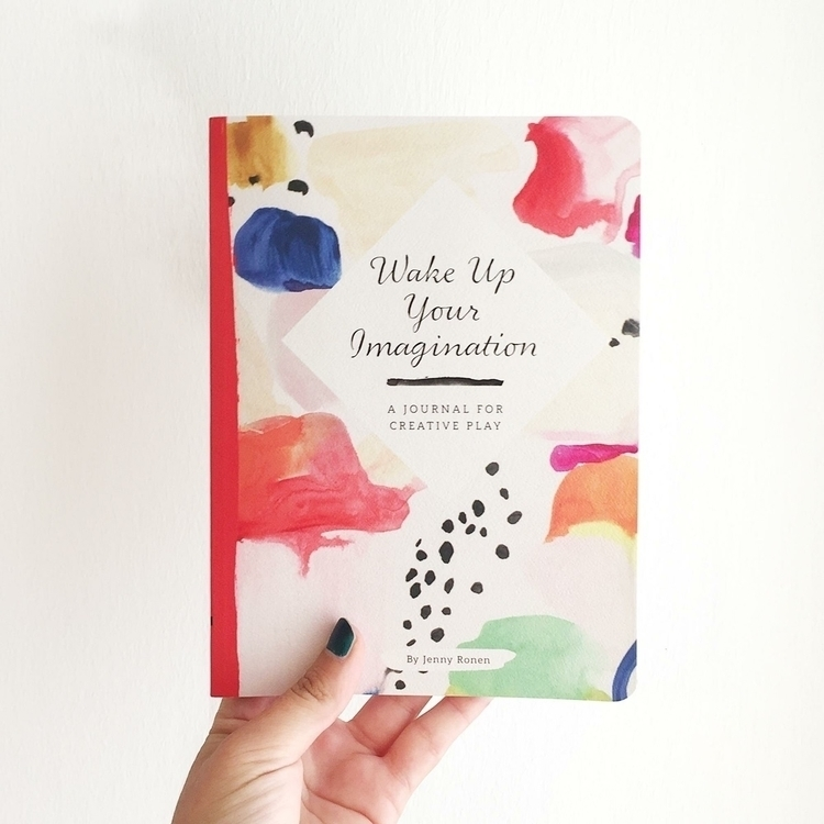 Wake Imagination playful creati - jennyronen | ello