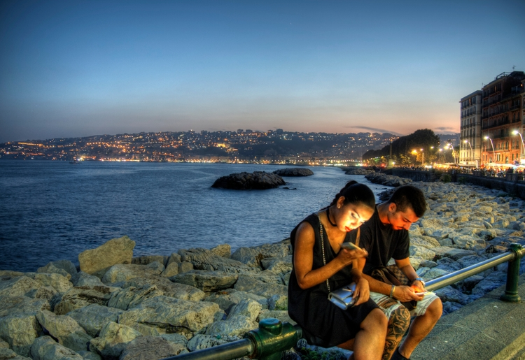 Communicating Naples - couple c - neilhoward | ello