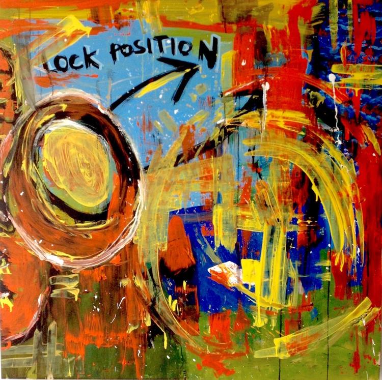 Lock Position - 1.20m Mixed med - eneworks | ello