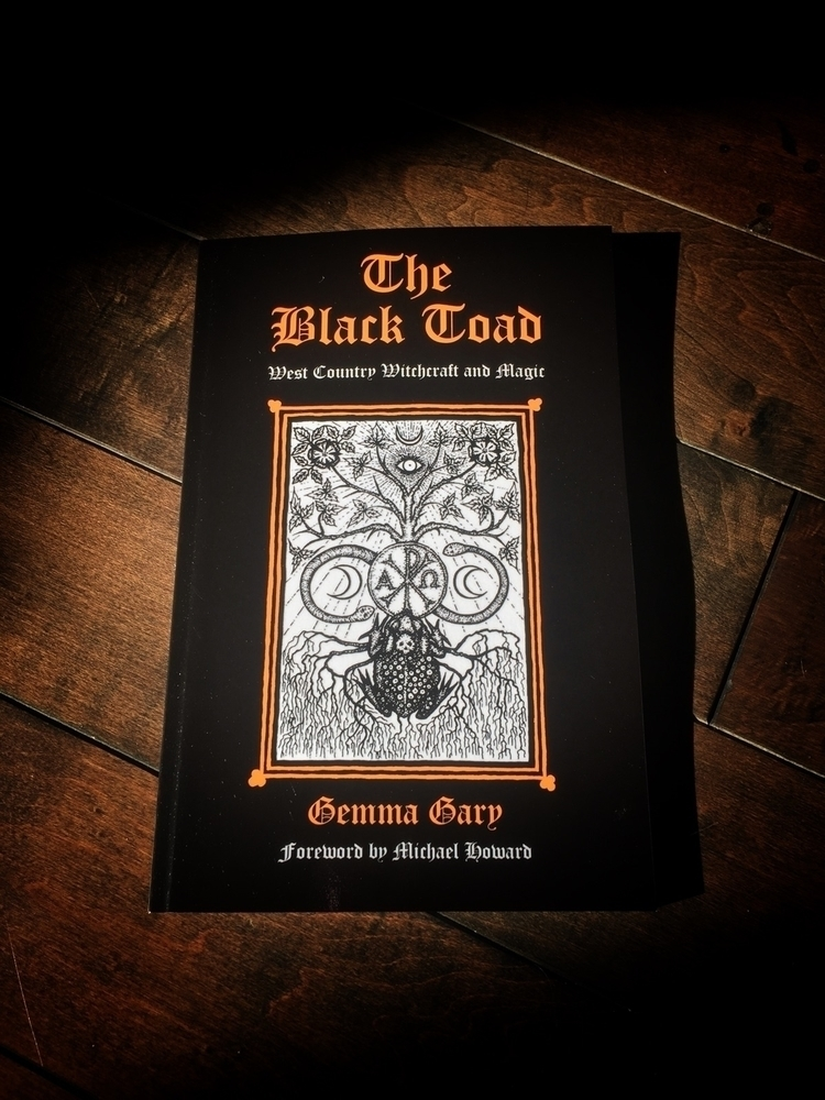 Black Toad: West Country Witchc - thewitch | ello