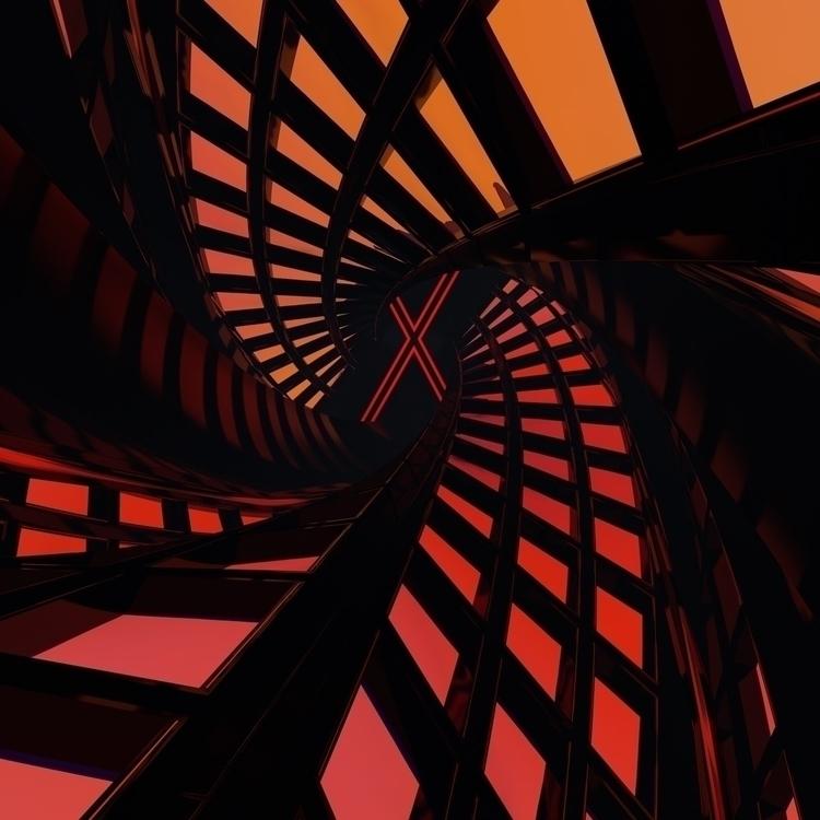XIT - cinema4d, physicalrender, 3D - outoforbit_ | ello