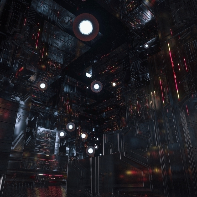 METROPOLIS - cinema4d, octanerender - outoforbit_ | ello