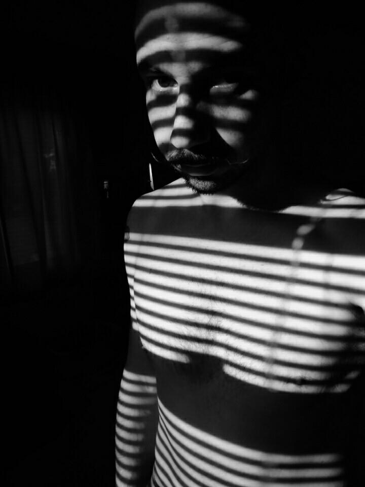 Black White portrait :7am - daystocomeproductions | ello