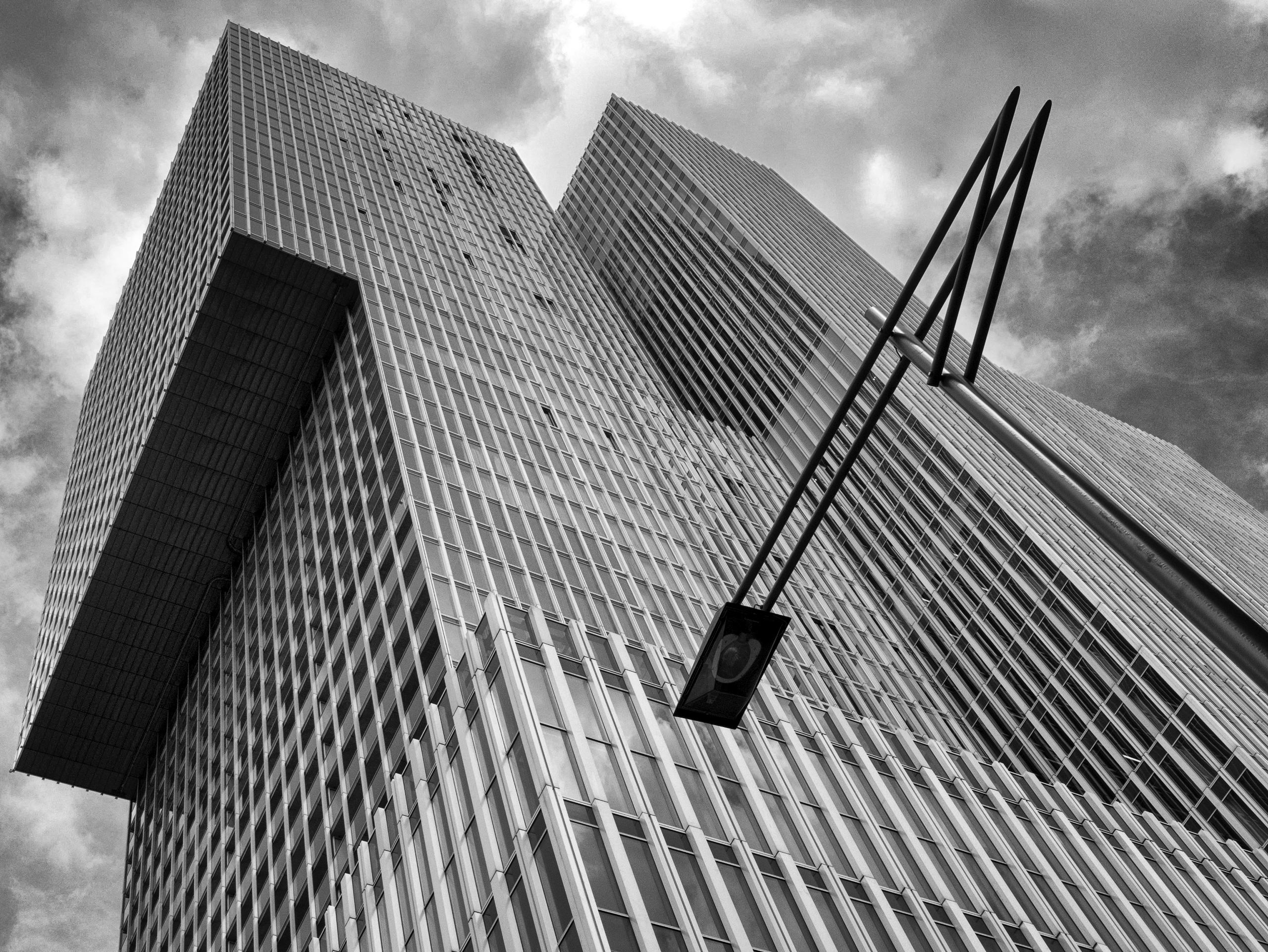 'De Rotterdam' building Rem Koo - erik0111 | ello