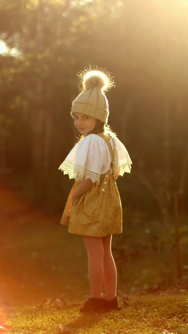 gorgeous photo Ava wears Boho R - nurturethenest | ello