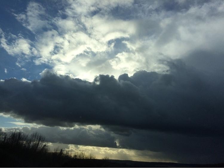 Paysage de campagne - france, landscape - melroah | ello