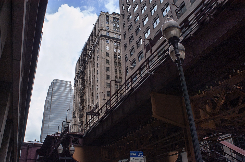 South Wabash Street, Chicago, I - photostatguy | ello