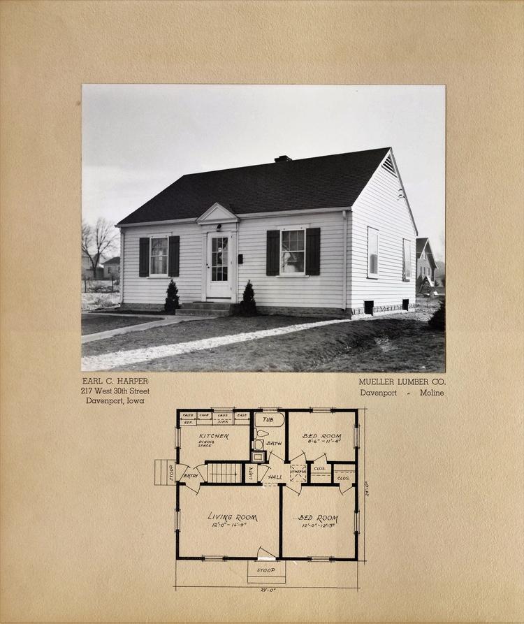 Build Davenport: Mueller Lumber - davenportlib | ello