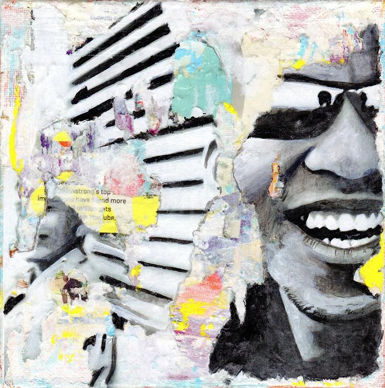 Title: Smilez Medium: Acrylic B - damionismyname | ello