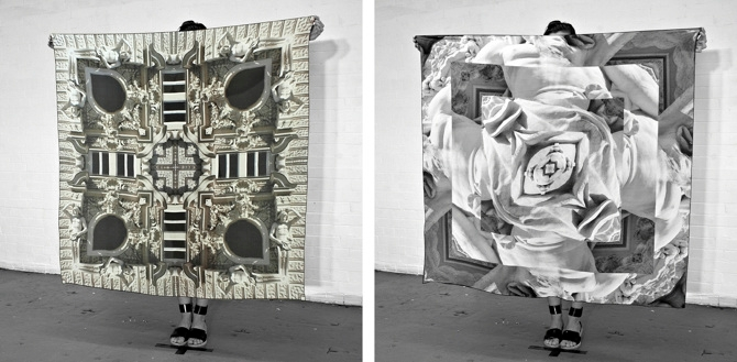 City Stone silk scarf collectio - gemmaland | ello