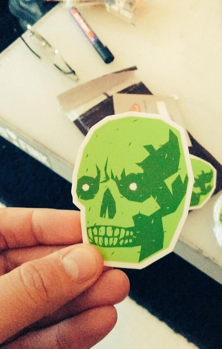 Sticker Stock!!! Write - alexanderfechner | ello