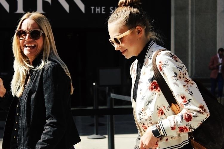 FW16 - fashion, streetstyle, fashionweek - nightwitch | ello