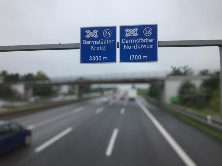 Darmstadt!, Autobahn - rowiro | ello