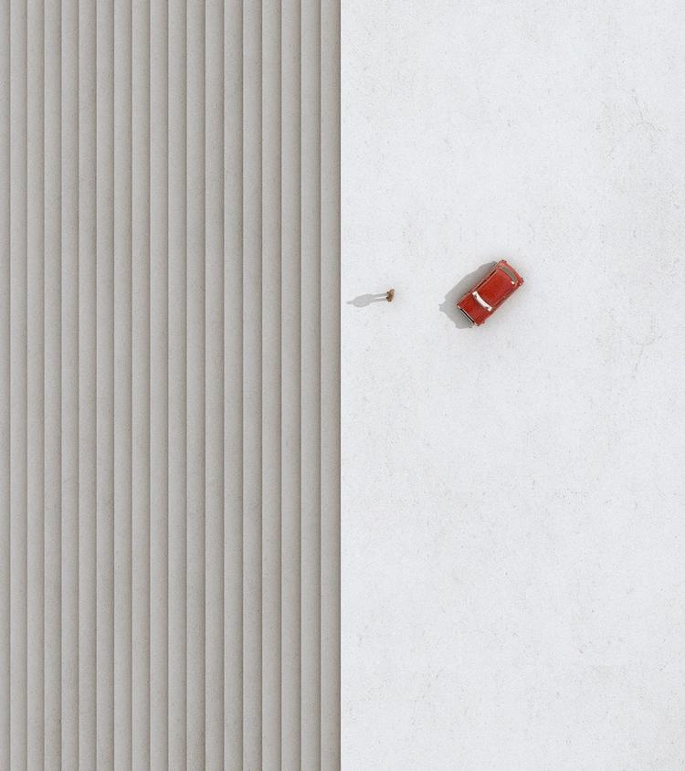 Personal Project Art - architecture - darioveruari | ello
