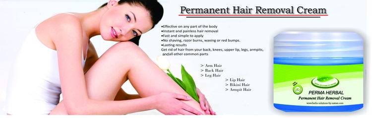Permanent Hair Removal Cream Ch - herbs-solutions-by-nature | ello