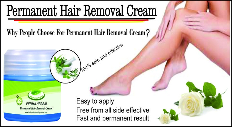 Permanent Hair Removal Cream ha - herbs-solutions-by-nature | ello