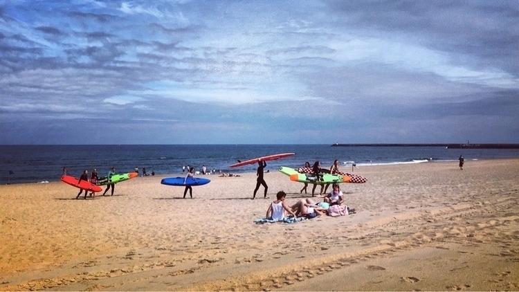 Ocean Life  - ocean, surf, surfer - acomalini | ello
