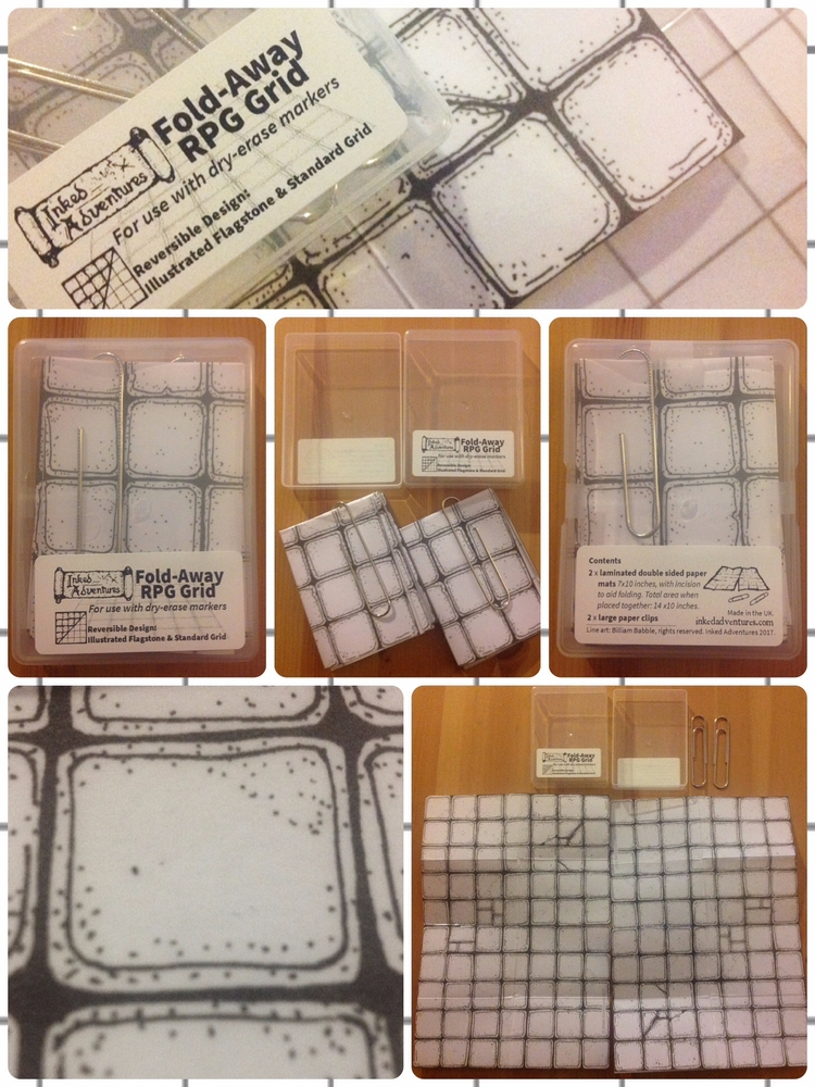 RPG Grids. (Pocket-sized battle - billiambabble | ello
