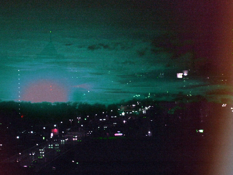 Memories Green - nightdrive, photography - coldd_desert | ello