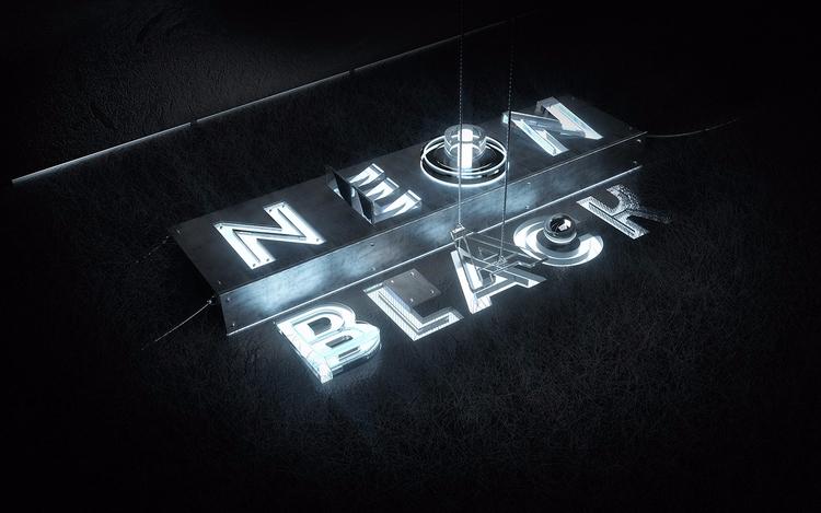 EMI - Neon Black - jvgstudio | ello