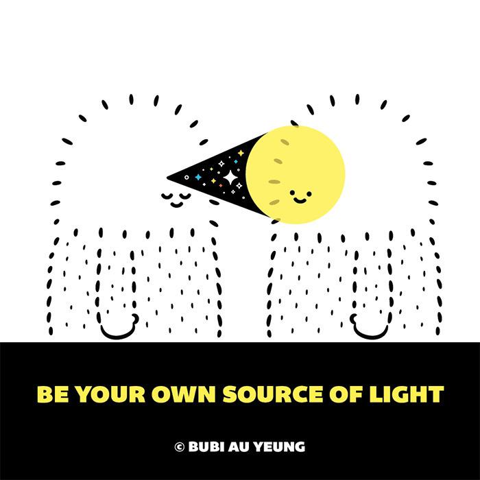 Source Light - light, universe, meditation - bubi   ello