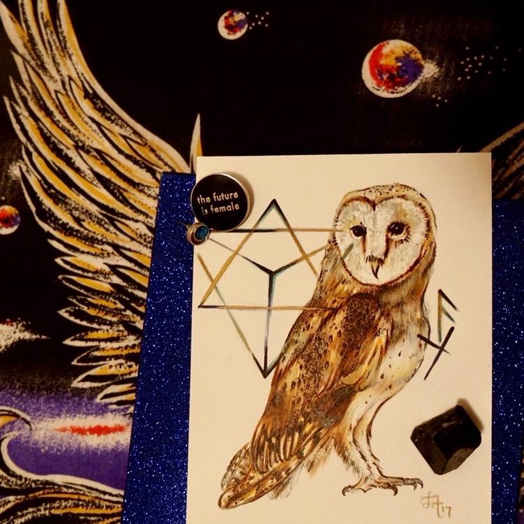 cultures owl representative nig - letters | ello