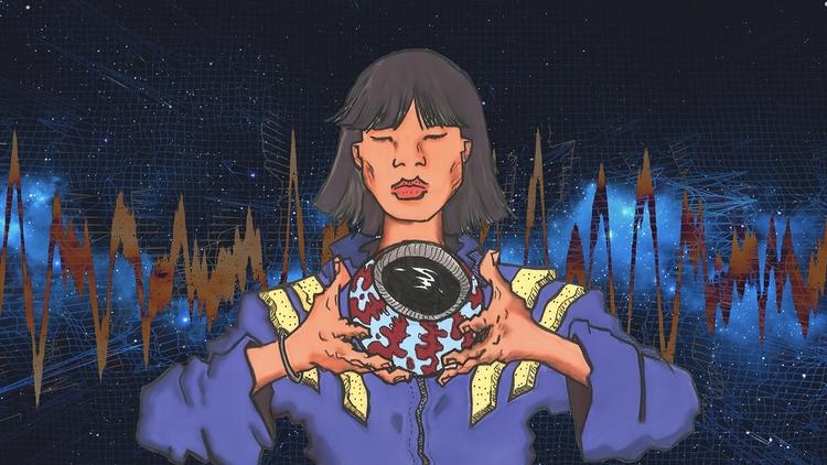 Kimi Motozawa breaks Digital Re - discoego | ello