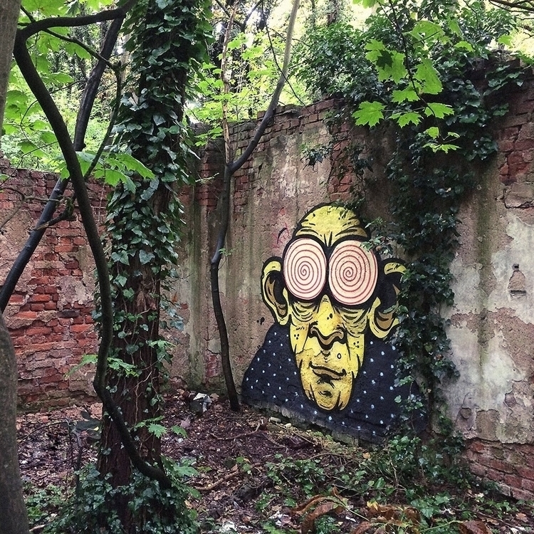 ate, streetart, urbanart, illustration - esze_ate | ello