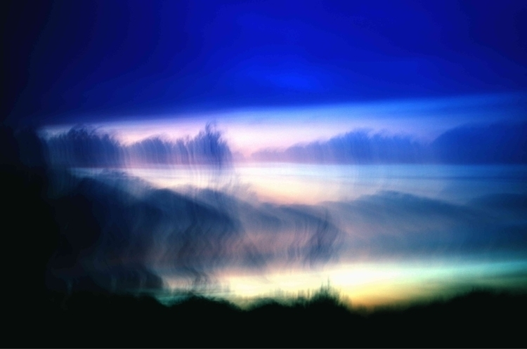 abstract, landscape, sunset, sunrise - bryanchapman | ello