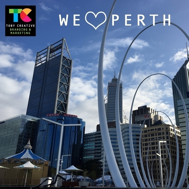 Toby Creative - Love Perth! gre - tobycreative | ello