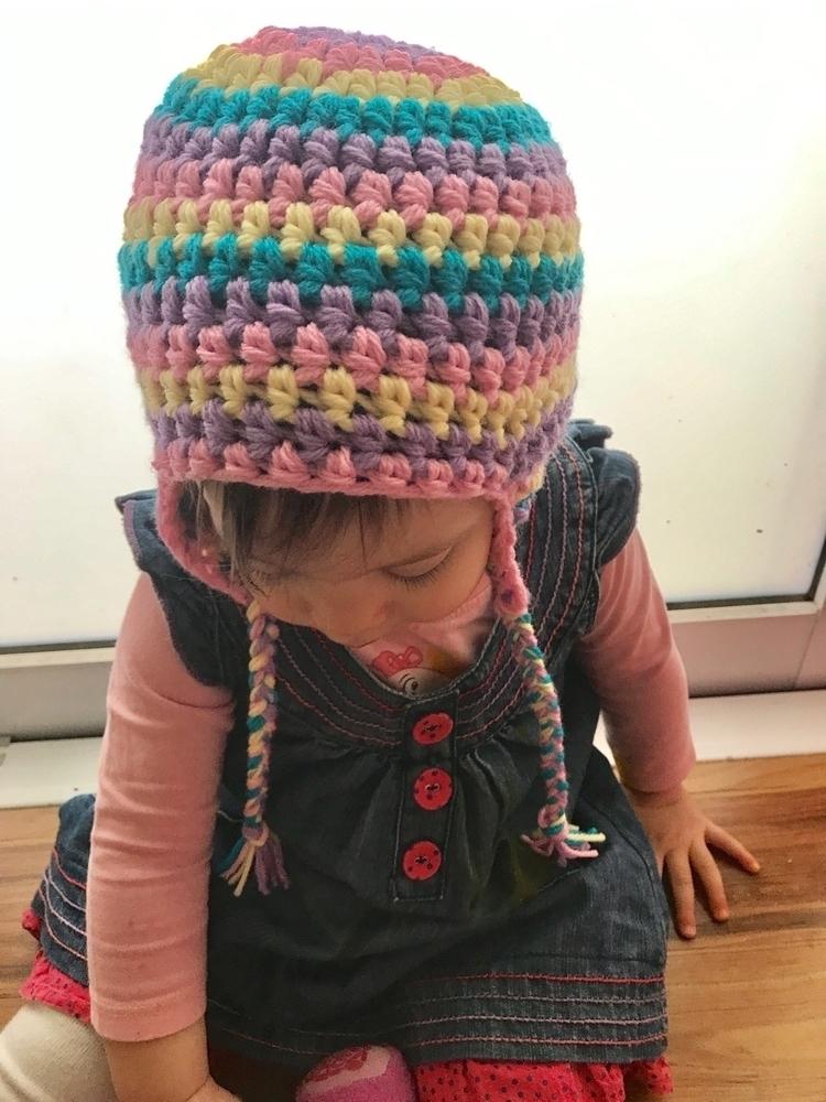 sweet rainbow beanie create - etsyfavourites - kshandmadelove | ello
