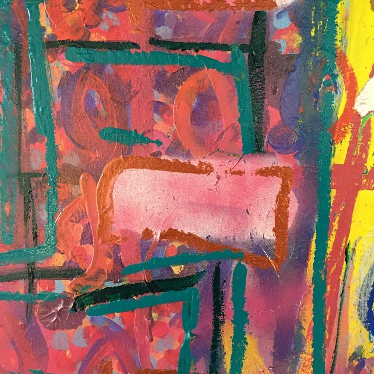 Detail Motherhood Acrylic Spray - markandrewwilson | ello