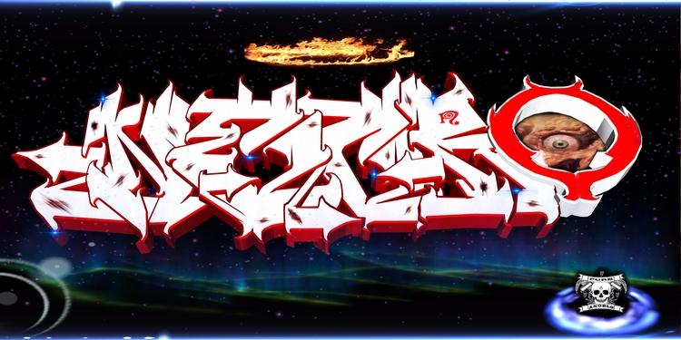 Bulgaria, graffiti, wildstyle - nestinar   ello