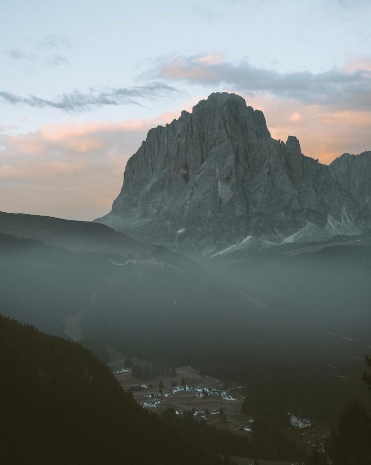 early morning hikes. south tyro - lavisuals | ello