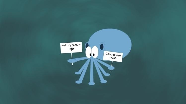 background, wallpaper, octopus - kut-n-paste | ello
