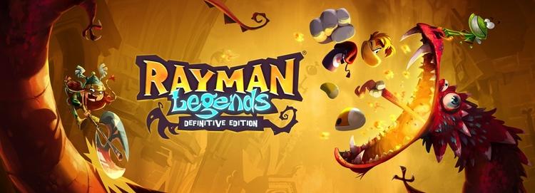Rayman Legends: Definitive Edit - comicbuzz | ello