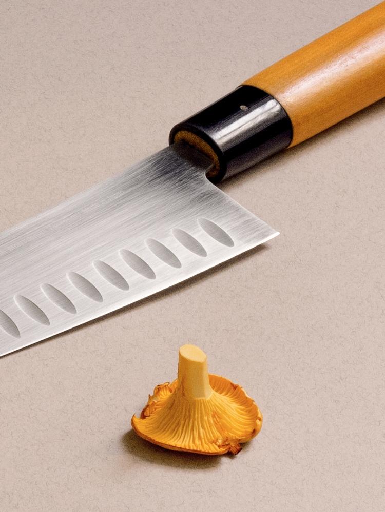 CUTTING MUSHROOM - food, eat, mushroom - thmrc | ello