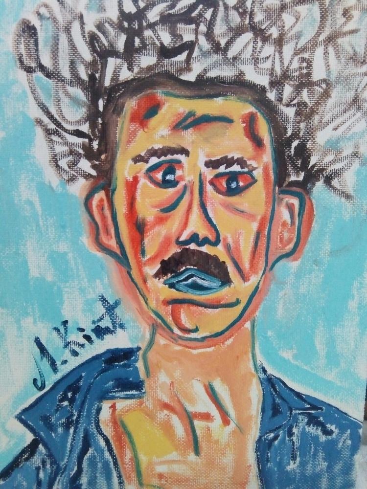 Autoportrait - michaelkimt | ello