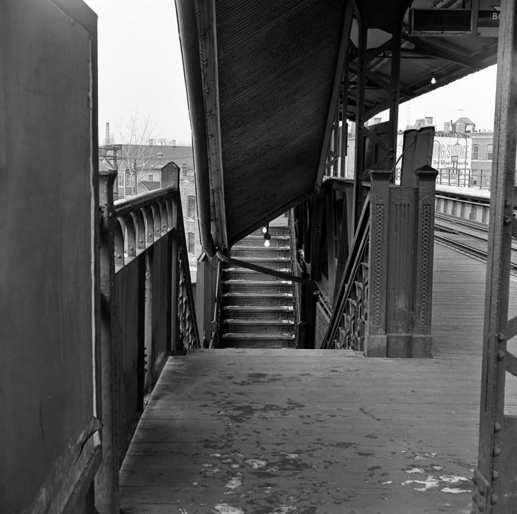 Western Ave stop • 1968 - capnvideo | ello