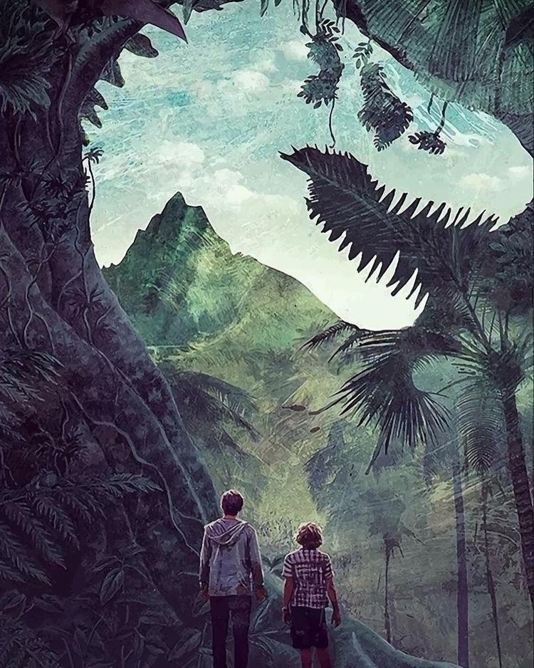Jurassic World - dinosaur, dinosaurs - dinosaursart | ello