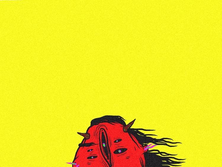 King Psychedelic Arthur - skatheartist | ello