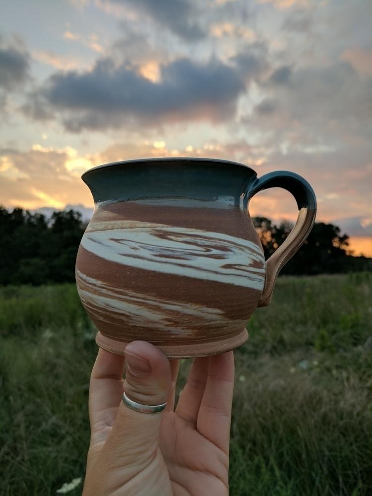 Fav mug update! hillbippieclay - hillippieclayco   ello